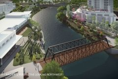 Riverfront Development Phase II and III