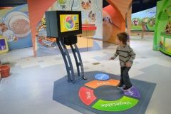 To MyPlate & Beyond exhibit