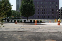 View from the Talking Sidewalks