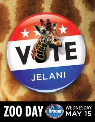 Jelani the Giraffe