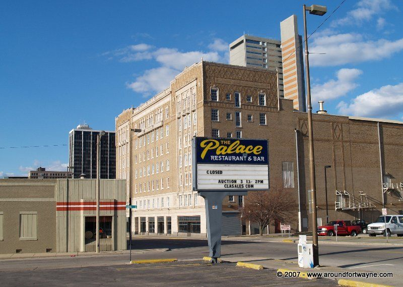 The Palace on March 13, 2007.