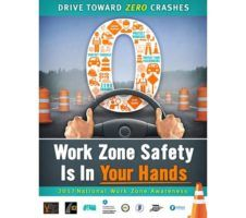 2017 INDOT Work Zone Safety is in YOUR Hands campaign