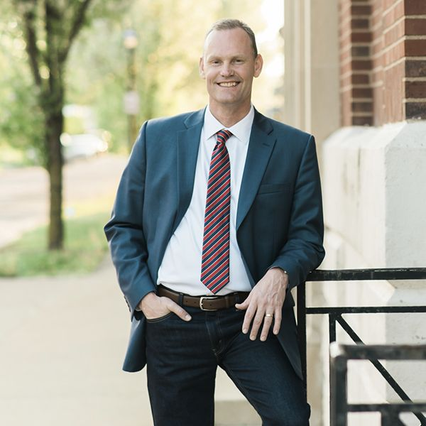 Republican mayoral candidate Tim Smith