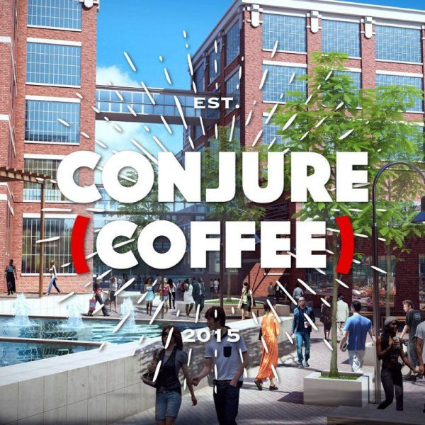 Conjure Coffee at Electric Works