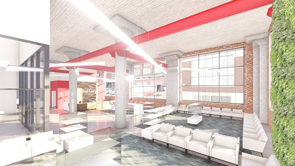Do it Best Electric Works HQ rendering