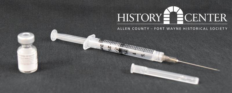 History Center first COVID-19 vaccinations