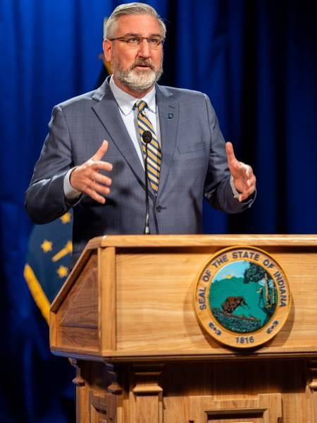 Governor Eric Holcomb State of the State address