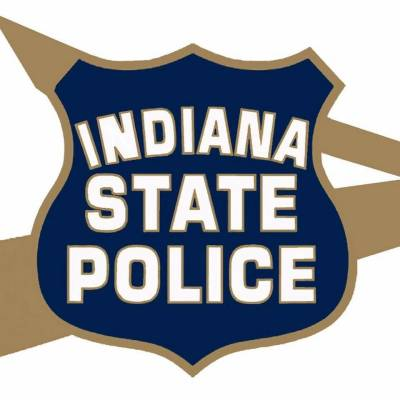 ISP Indiana State Police side