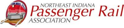 Northeast Indiana Passenger Rail Assocation logo